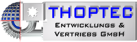 Logo THOPTEC Entwicklungs & Vertriebs GmbH